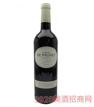普泰干红葡萄酒13度750ml