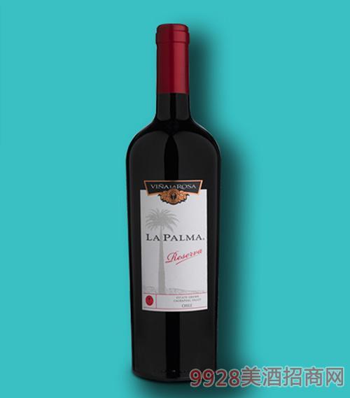 棕榈珍酿佳美娜干红葡萄酒