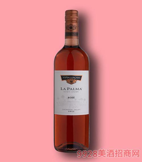 智利棕榈酒庄桃红葡萄酒