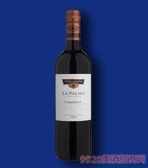 棕榈卡门尼干红葡萄酒