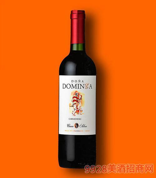 多明戈卡门尼红葡萄酒