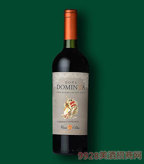 多明戈窖藏级赤霞珠葡萄酒