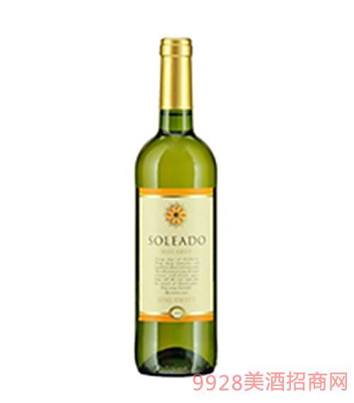 西班牙索乐都干白葡萄酒
