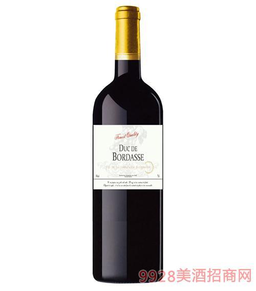 法国波赛德侯爵干红葡萄酒14度750ml