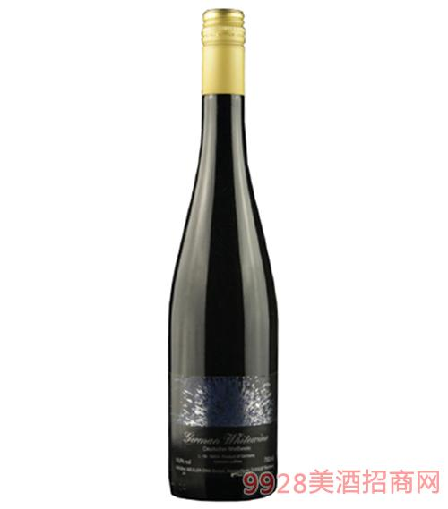 德国开司乐干白葡萄酒11度750ml