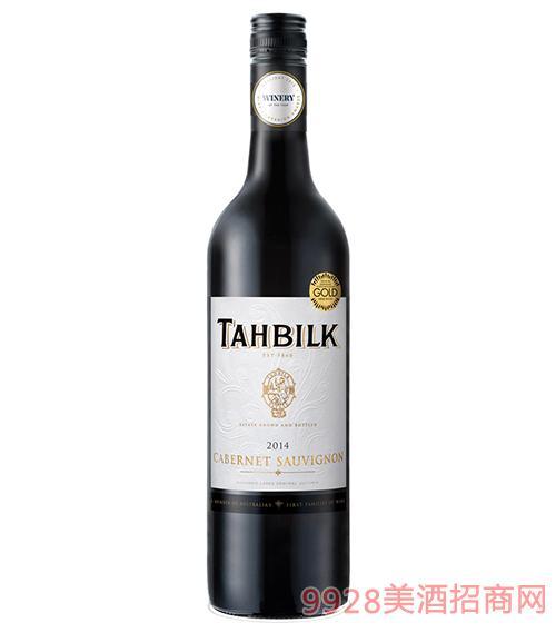 澳大利亚德宝赤霞珠干红葡萄酒13.5度750ml