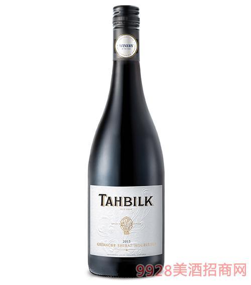 澳大利亚德宝慕和怀特歌海娜干红葡萄酒14度750ml