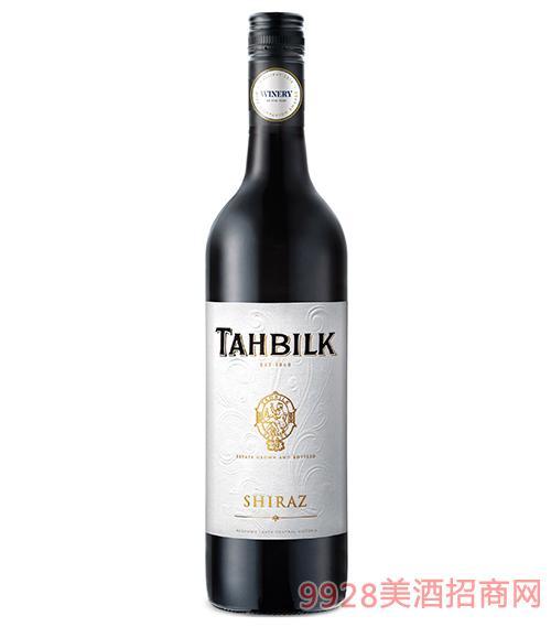 澳大利亚德宝西拉干红葡萄酒14度750ml