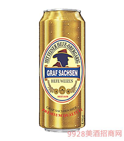 德国萨克森浑浊型小麦白啤酒