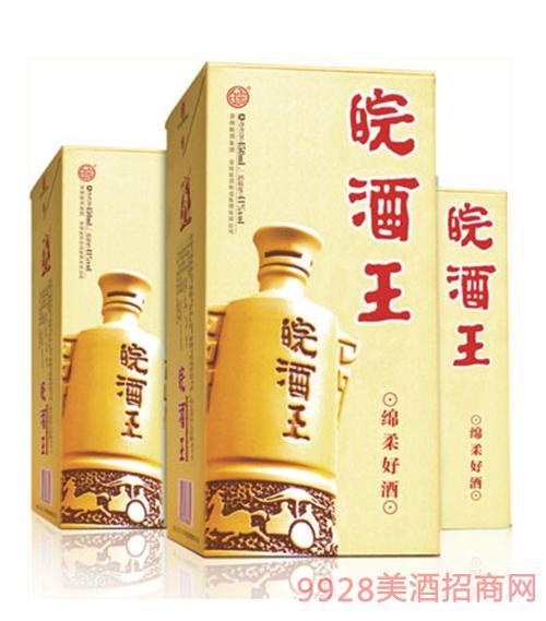 """41度""""绵柔好酒""""标准版皖酒 王"""