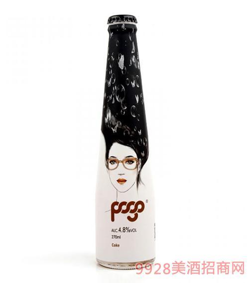 潘果预调鸡尾酒香草可乐-知性OL