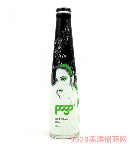 潘果预调鸡尾酒青柠薄荷-清爽女神