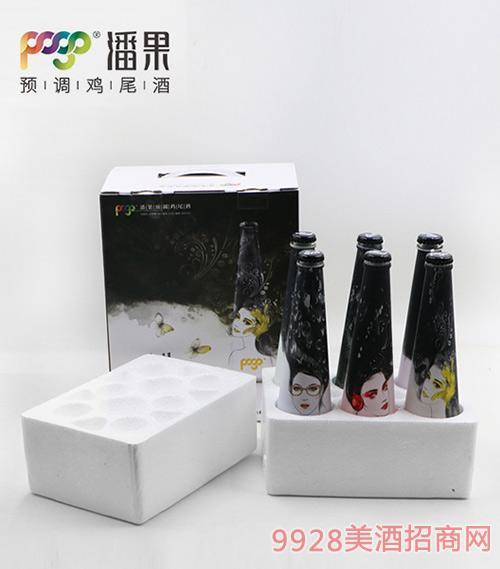 潘果预调鸡尾酒精美礼盒装