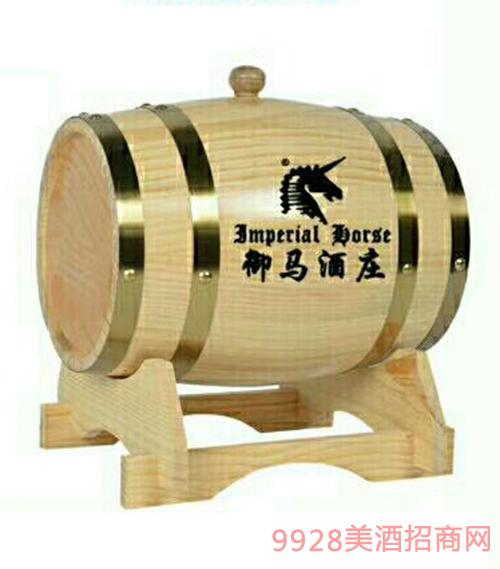 御马串选梅鹿辄干红葡萄酒14度750ml