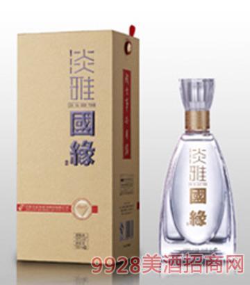 淡雅国缘酒(商务版)40度42度500ml