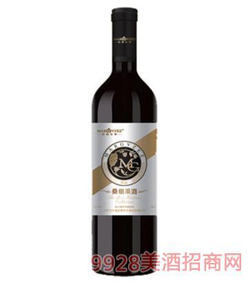 玫瑰至尊桑椹果酒(黄标)