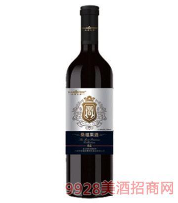 玫瑰至尊桑椹果酒(蓝)
