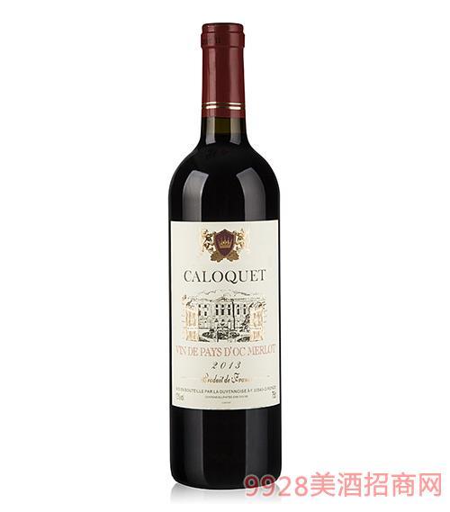 科乐克古堡CDP干红葡萄酒