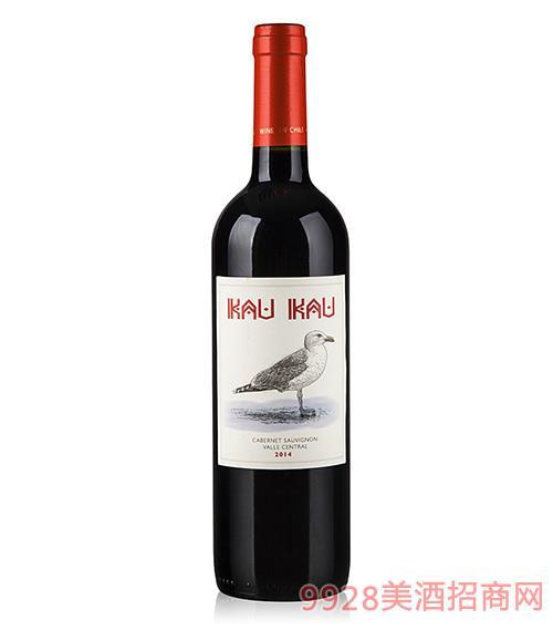 可可鸟红葡萄酒2015