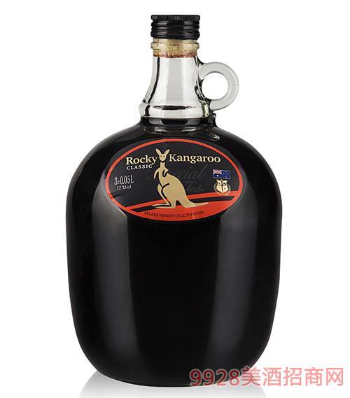 澳洲乐喜袋鼠葡萄酒