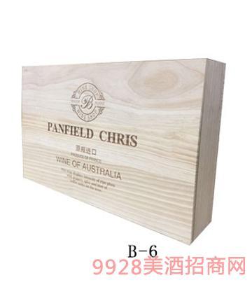 奔富克鲁斯葡萄酒礼盒B-6