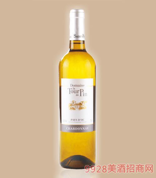 奥克IGP霞多丽干白葡萄酒