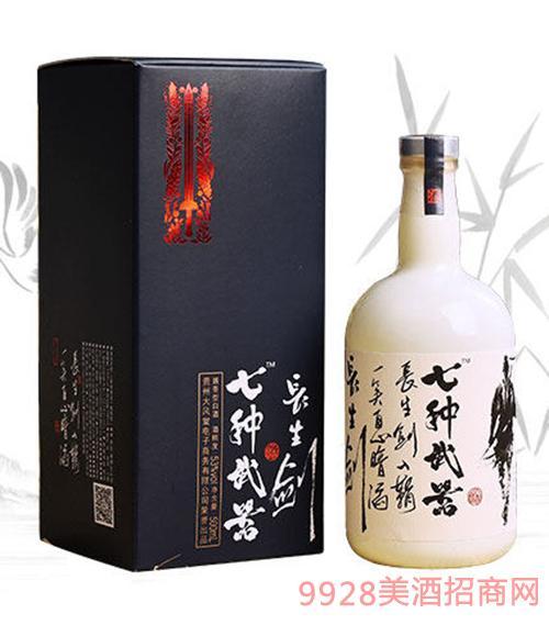 七种武器酱香型白酒尊享版长生剑