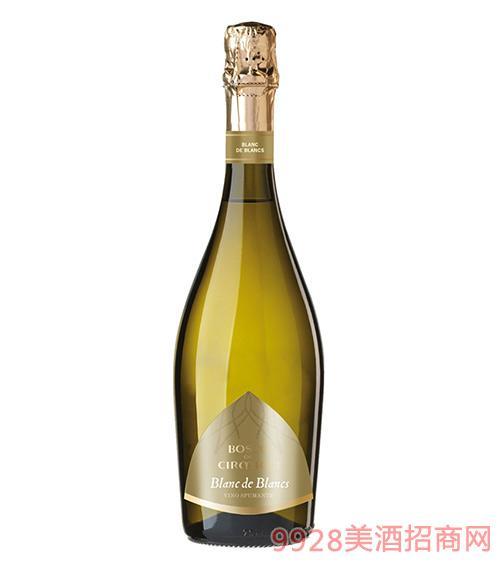 意大利波斯科白中白起泡葡萄酒
