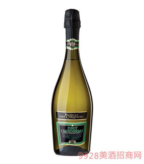 意大利波斯科皮诺霞多丽起泡葡萄酒