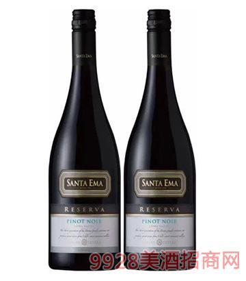 珍藏级黑皮诺红葡萄酒