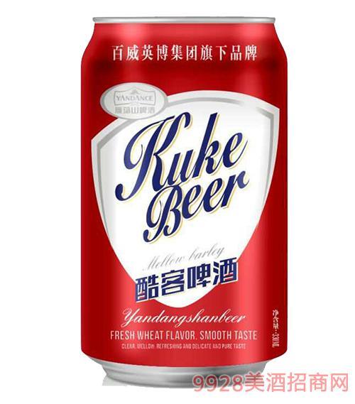 百威英博雁荡山酷客啤酒