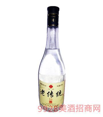 老传统酒V5岁月陈酿42度475ml
