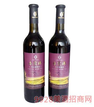 野泉赤霞珠干红葡萄酒