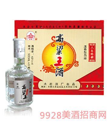 高粱王酒八年陈酿42度500ml