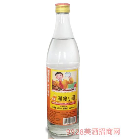 42度革命小酒500ml 浓香型