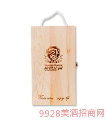 拉漫葡萄酒礼盒3