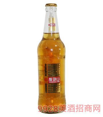 百威英博雁荡山全麦啤酒480ml