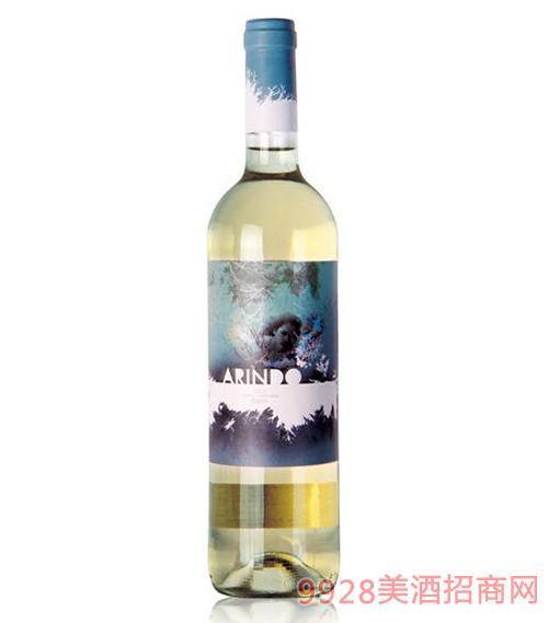 阿雷多白葡萄酒15.5度750ml