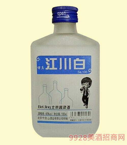 博真江川白酒40度100ml