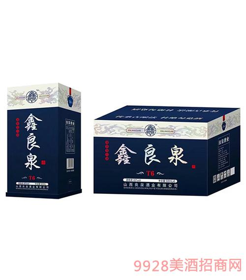 鑫良泉酒T6-45度500ml