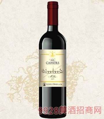 艾尚古堡干红葡萄酒