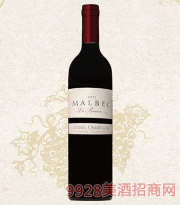 艾乐城堡干红葡萄酒
