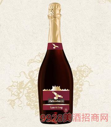 菲灵无醇起泡红葡萄酒