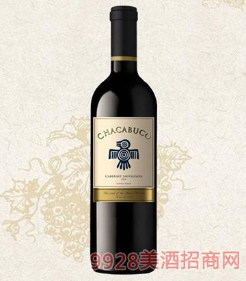 灵魂鸟赤霞珠干红葡萄酒