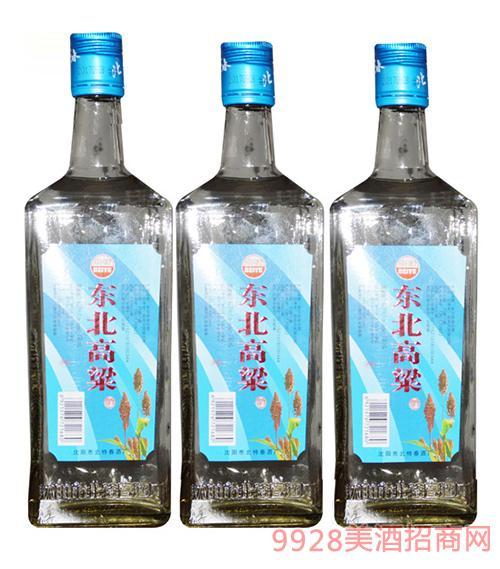 北特东北高粱酒450ml(蓝)