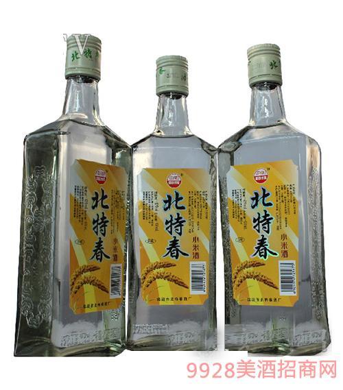 北特春小米酒450ml