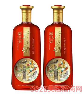 泸州老乡酒·彩家彩42度、52度500ml