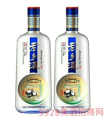 泸州老乡酒·福家福42度、52度500ml