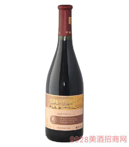 长城优选解百纳(金冠)干红葡萄酒