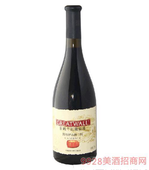 长城优级解百纳干红葡萄酒